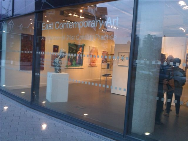 Picture of East Contemporary Art show